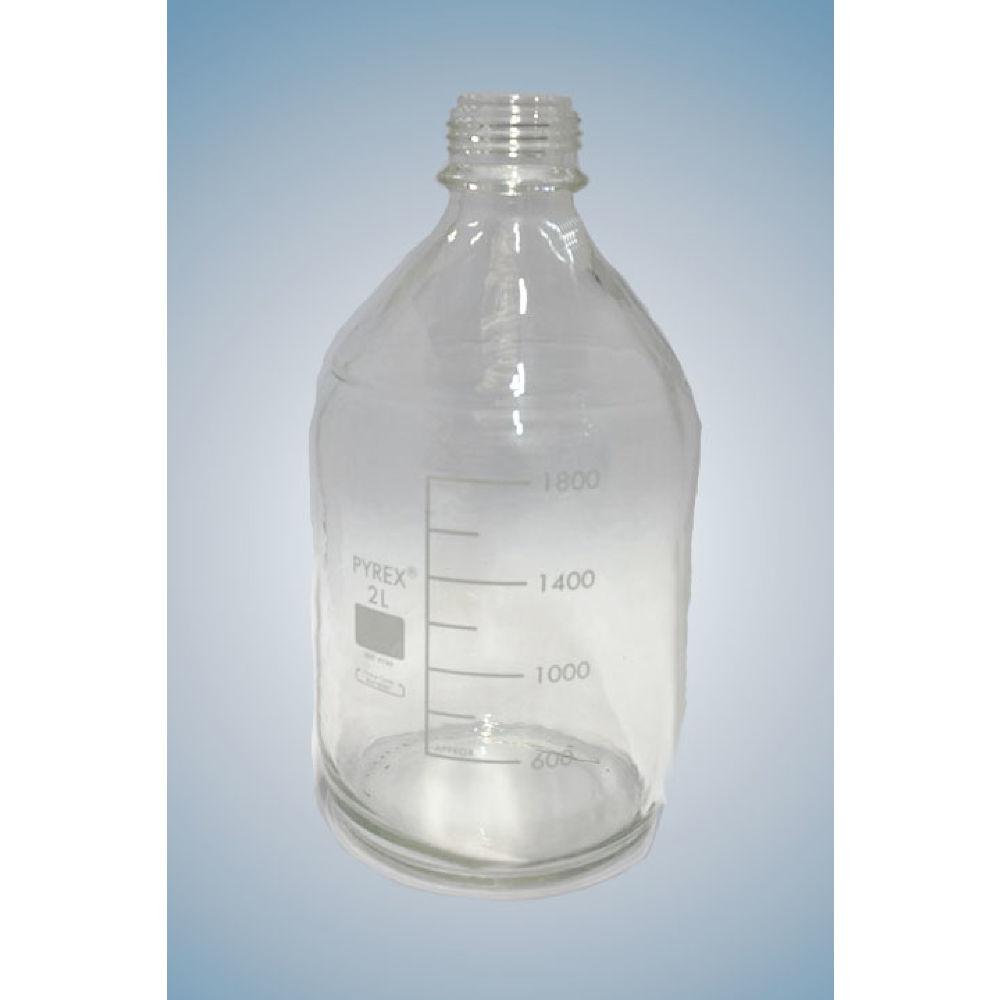 Genetec - DURAN laboratory bottle GL45 5000 ml (clear glass