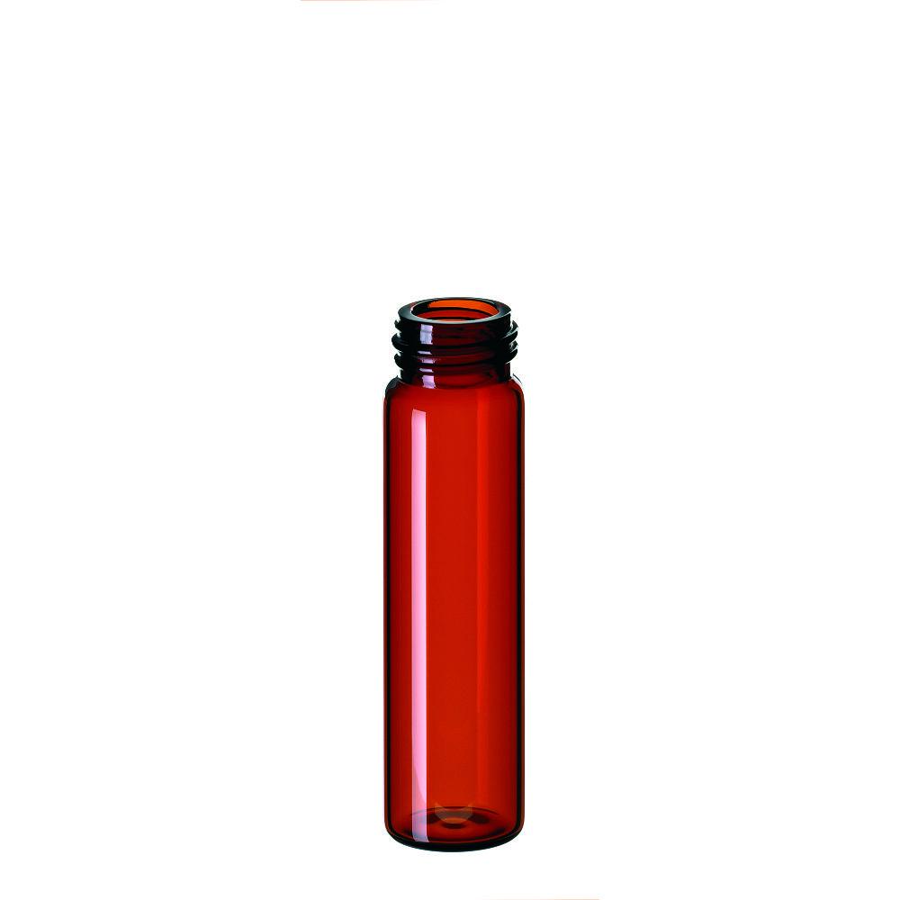 Genetec Screw Neck Vial ND15 8,0 ml 61 x 16.6 mm Amber
